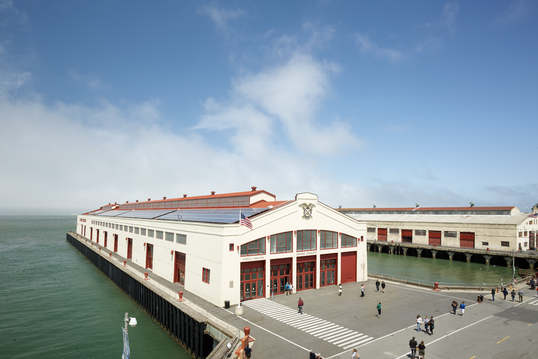 From Armed Forces To Arts Enthusiasts Fort Mason Center S
